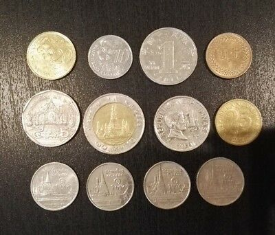 Assorted World Coins - Asia (Lot #3)
