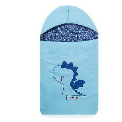 TUC TUC Saco Cot Bedding/Blankets, Blue