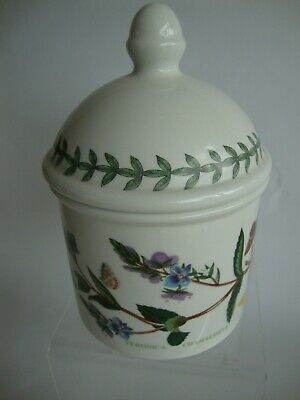 Portmeirion Botanic Garden Speedwell Bathroom Jar