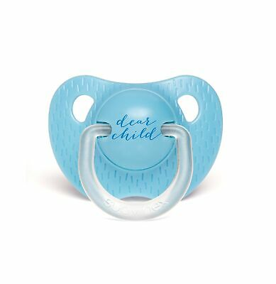 SUAVINEX Pacifier Orthodontic Teat Silicone 6 – 18 Months, Light Blue