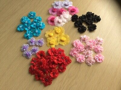 Assorted Flowers For Cardmaking