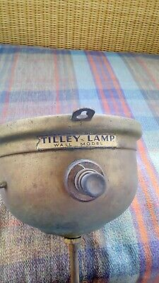 Two Vintage Swan Neck TILLEY Wall Lights