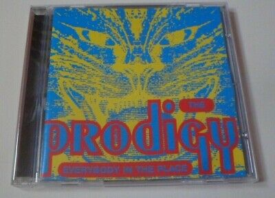 The Prodigy Everybody In The Place 13 Track Selected Mixes Exclusive Edition Cd