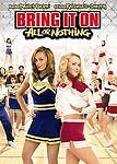 Bring It On: All or Nothing (DVD, 2009, Widescreen)