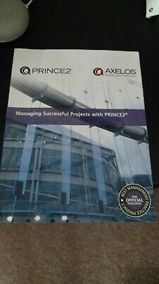 Managing Successful Projects with PRINCE2 (2009) by Office of Government Commer…