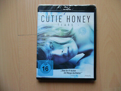 Cutie Honey  - Tears -  Blu-Ray Neu & Ovp