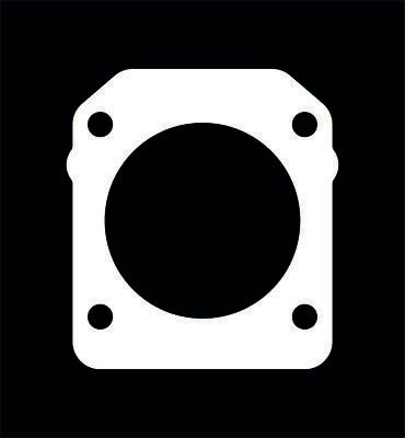 F22 THERMAL THROTTLE BODY GASKET TB126 HONDA PRELUDE H22