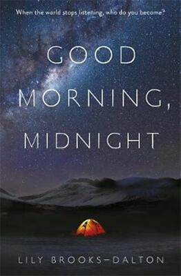 NEW Good Morning, Midnight By Lily Brooks-Dalton Paperback Free Shipping