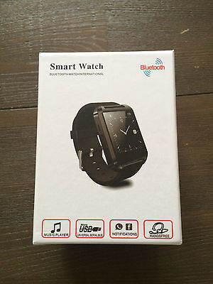 Smartwatch Smart Watch Bluetooth iPhone et Android
