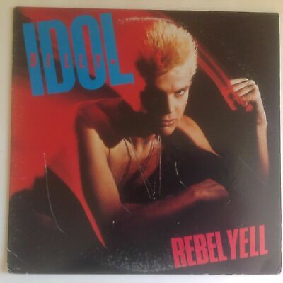 Storage & Media Accessories Disciplined Billy Idol Mony Mony Chrysalis 45 Picture Sleeve Only Buy One Get One Free