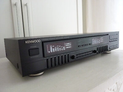 Kenwood  Ge-5020 Stereo Graphic Equalizer.