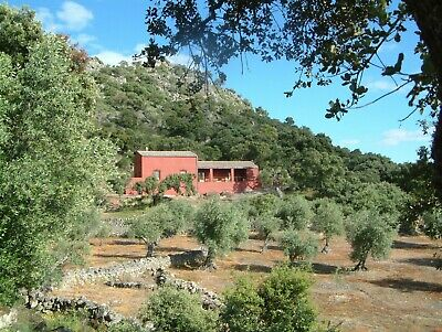 Country property in Spain. Casa Rural accommodation business or private home
