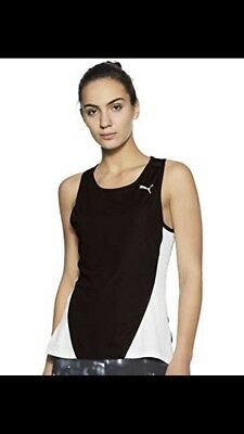 Puma women's Cross the Line singlet W top, Womens, Size XL 16