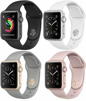 Apple Watch Series 3 42mm GPS  Space Gray , Silver , Gold  Rose Gold