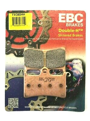 Double-H Sintered Brakes for Motorcycles EBC FA380HH