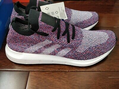 ab8125f28 Adidas Originals Swift Run Primeknit Running CQ2896 Size 10.5 Multicolor