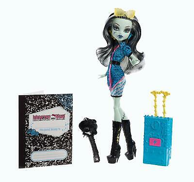 Monster High Scaris City Of Frights Frankie Stein Doll New