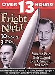 Fright Night (10 Movies On 3 DVDs) DVD