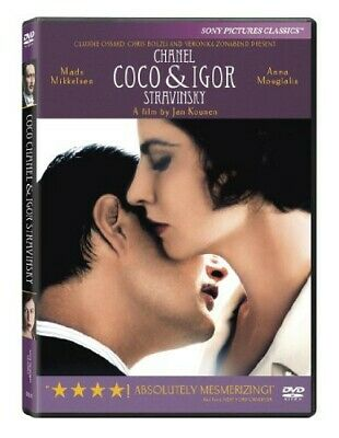 Coco Chanel and Igor Stravinsky (REGION 1 DVD New)