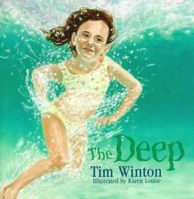 NEW The Deep By Tim Winton Paperback Free Shipping