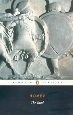 NEW The Iliad  By Homer Paperback Free Shipping