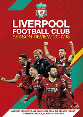 Liverpool FC: End of Season Review 2017/2018 DVD (2018) Liverpool FC