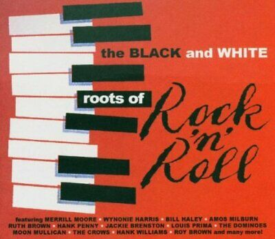 The Black and White Roots of Rock and Roll CD (2007)