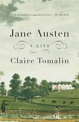 NEW Jane Austen By Claire Tomalin Paperback Free Shipping