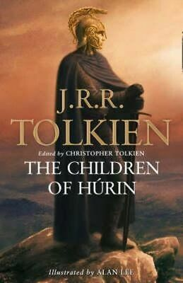 NEW The Children of Hurin By J R R Tolkien Paperback Free Shipping
