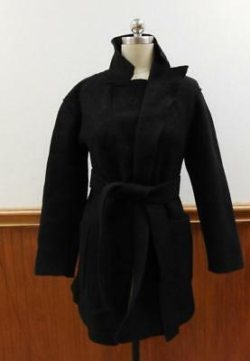 a2f80c432dbbd NEW J.CREW WRAP coat in boiled wool Jacket Deep Moss Green Size M ...