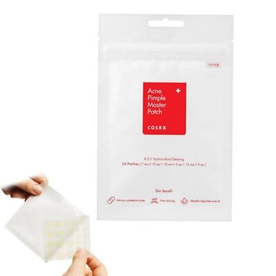 Invisible Cosrx Acne Pimple 24 Patches Face Spot Scar Care Treatment Stickers