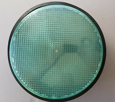 """GE Green 12"""" LED TRAFFIC SIGNAL LIGHT WITH GASKET"""