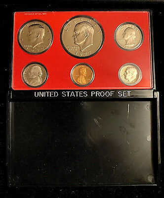 1977 S United States Proof Set Uncirculated