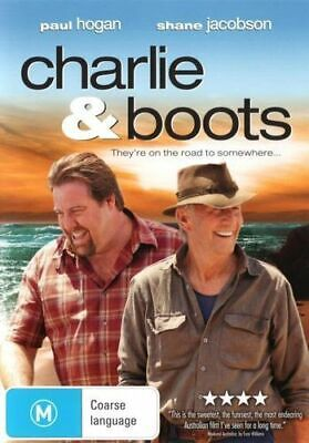 NEW Charlie and Boots DVD Free Shipping