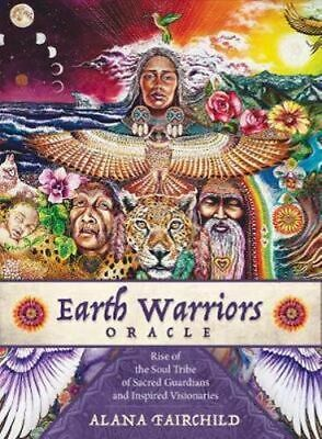 NEW Earth Warriors Oracle By Alana Fairchild Card or Card Deck Free Shipping