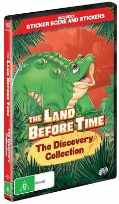 NEW The Land Before Time - The Discovery Collection DVD Free Shipping