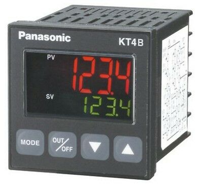 Panasonic AKT4B211100 Black Temperature Controller