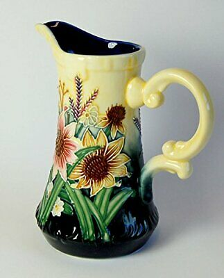 Old Tupton Ware Summer Bouquet Jug - Collectible Hand Painted