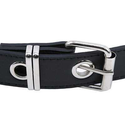 Female Leather Metal Pin Fashion Buckle Waist Strap Belts Clothing Waistband 6A