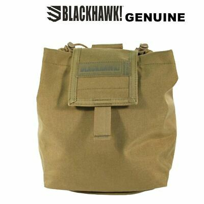 Blackhawk Strike Folding Dump Pouch Tactical Strong Holder Coyote Tan New