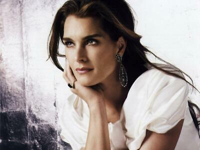Brooke Shields 8x10 Picture Simply Stunning Photo Gorgeous Celebrity #13