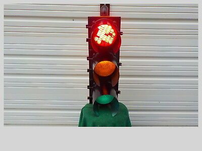 "12""  Traffic Signal Stop Light"