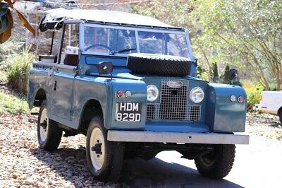 1966 Land Rover Other  land rover series IIA