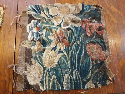 French 18Th Century Tapestry Piece