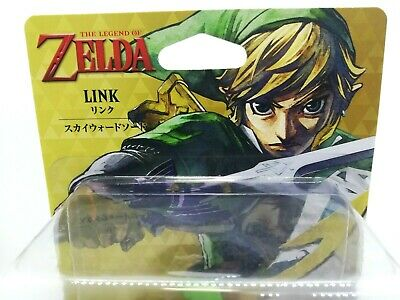 Amiibo Link The Legend of ZELDA Skyward Sword Japan F/S Nintendo Wii U 3DS