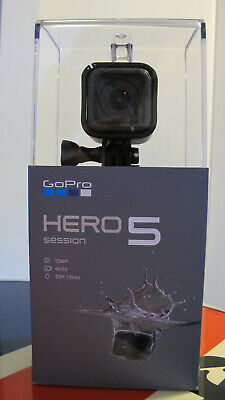 GoPro Hero 5 Session - 4K Action Cam - 10 MP - WLAN - neu in OVP