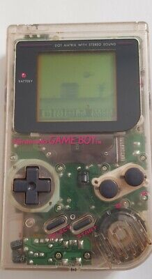 Nintendo Gameboy Transparent