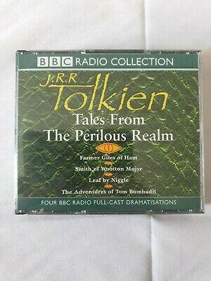 Tales From the Perilous Realm Audio Book J.R.R. Tolkien BBC Radio