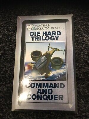 Playstation Platinum Solutions Vol 1 Die Hard Trilogy And Command And Conquer