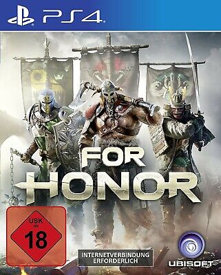 PS4 / Sony Playstation 4 Spiel - For Honor DE mit OVP